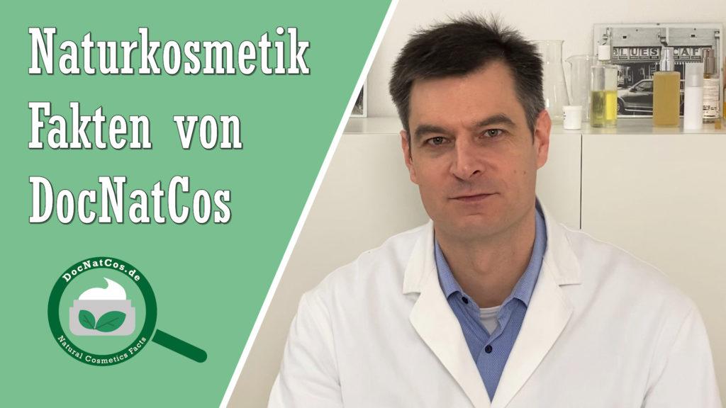 Naturkosmetik Fakten von DocNatCos