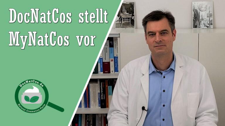 DocNatCos stellt MyNatCos vor Video verlinkung