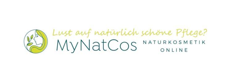 MyNatCos Naturkosmetik Online Banner verlinkung Vegan Kosmetik Naturkosmetik Beratung Online Shop